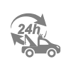 Collision Website Icon 24 Hour Wrecker